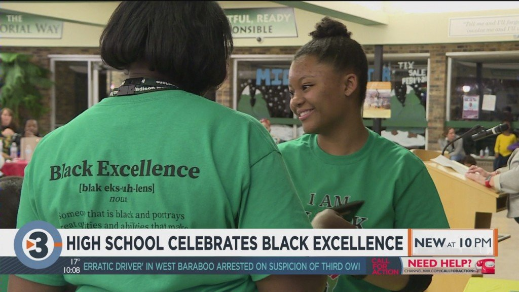 High School Celebrates Black Excellence