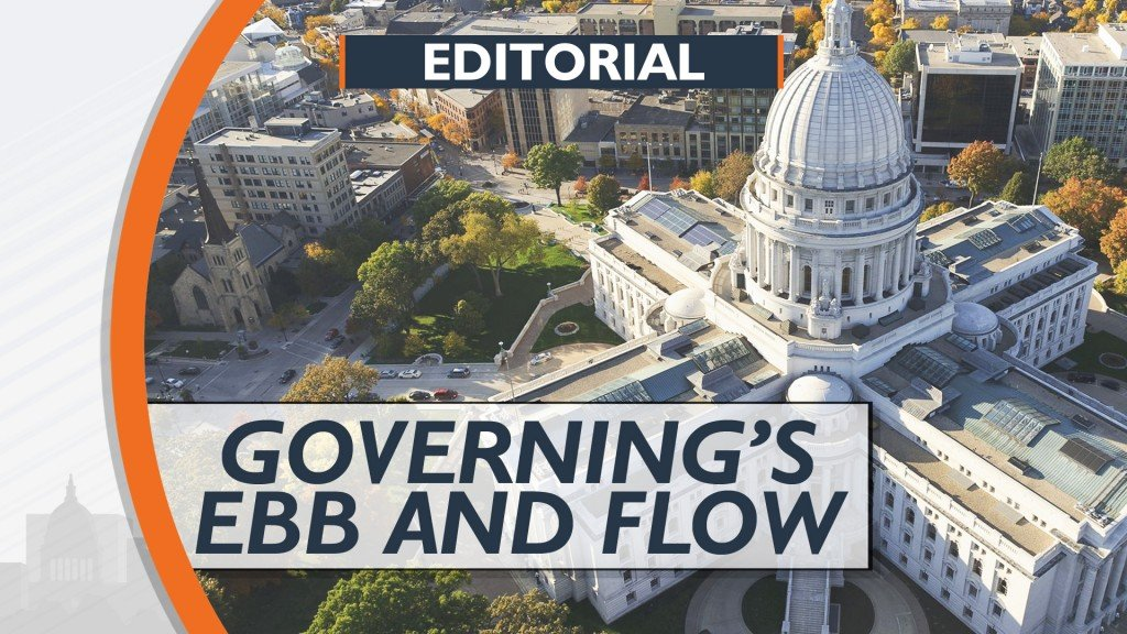 Editorial: GOVERNING'S EBB AND FLOW
