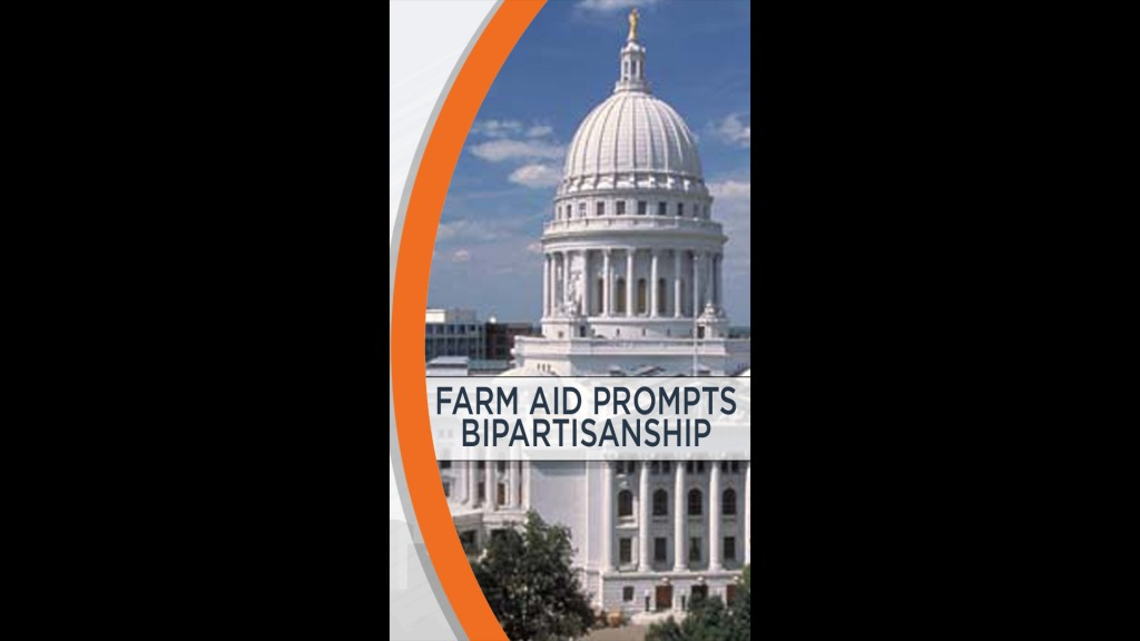 Editorial: FARM AID PROMPTS BIPARTISANSHIP