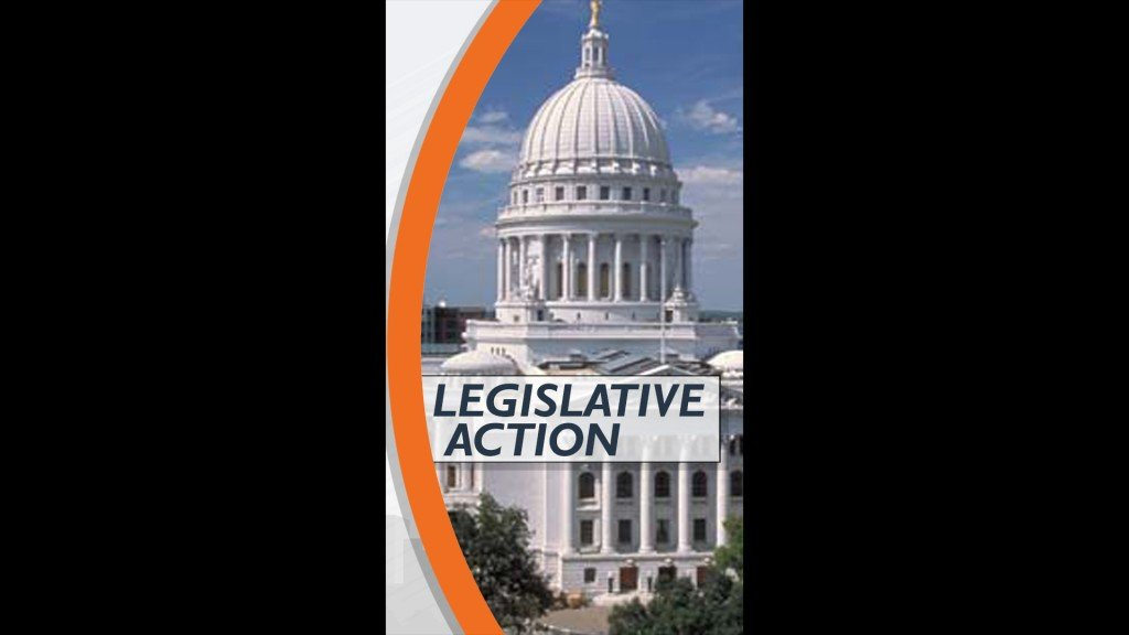 Editorial: LEGISLATIVE ACTION