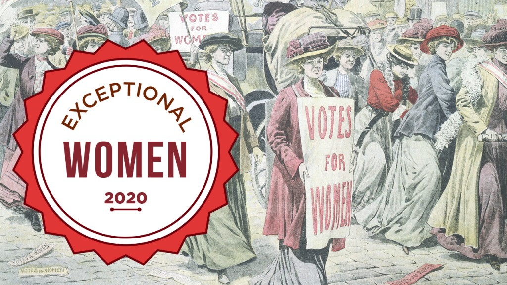 Exceptional Women 2020
