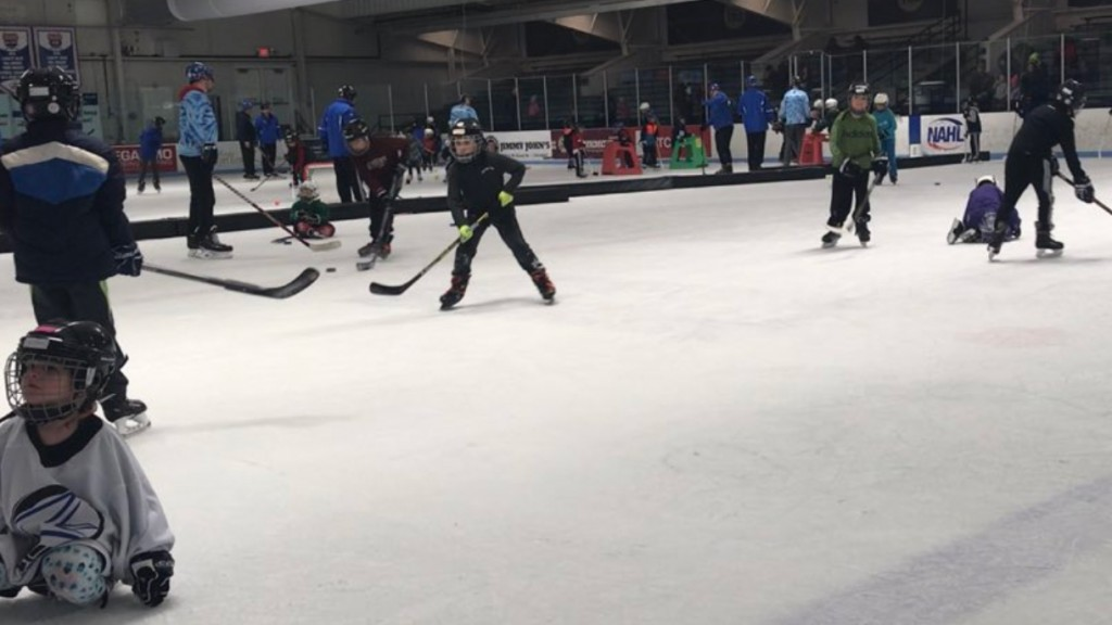 try hockey for free event