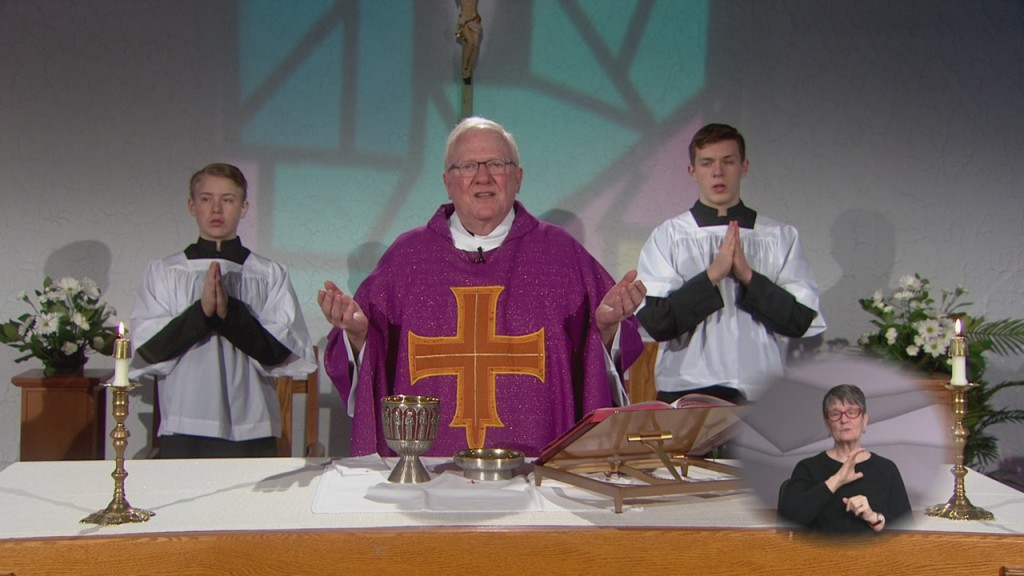 Apostolate To The Handicapped 3/1/2020