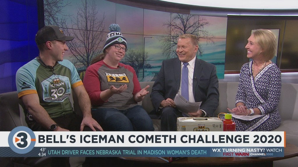 Registering For Bell's Iceman Cometh Challenge 2020
