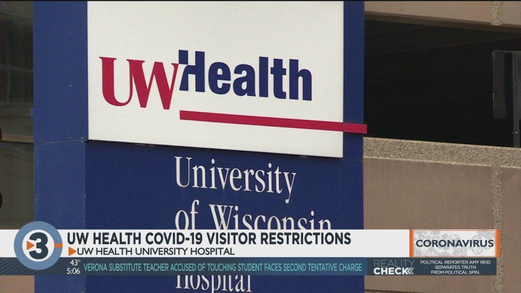 Uw Health Enacts Covid 19 Visitor Restrictions
