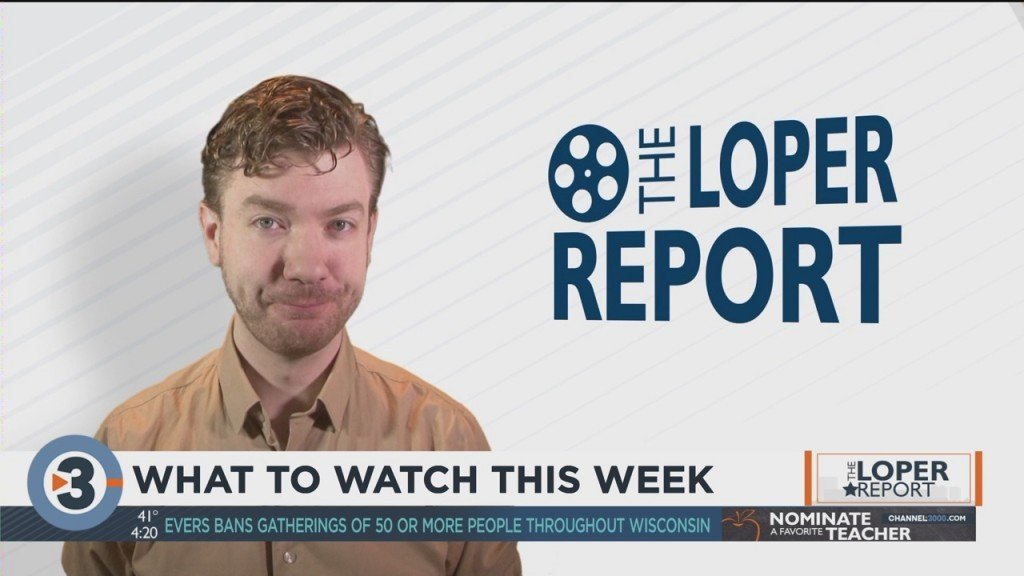 Loper Report: 'the Hunt,' What To Stream While Staying Home