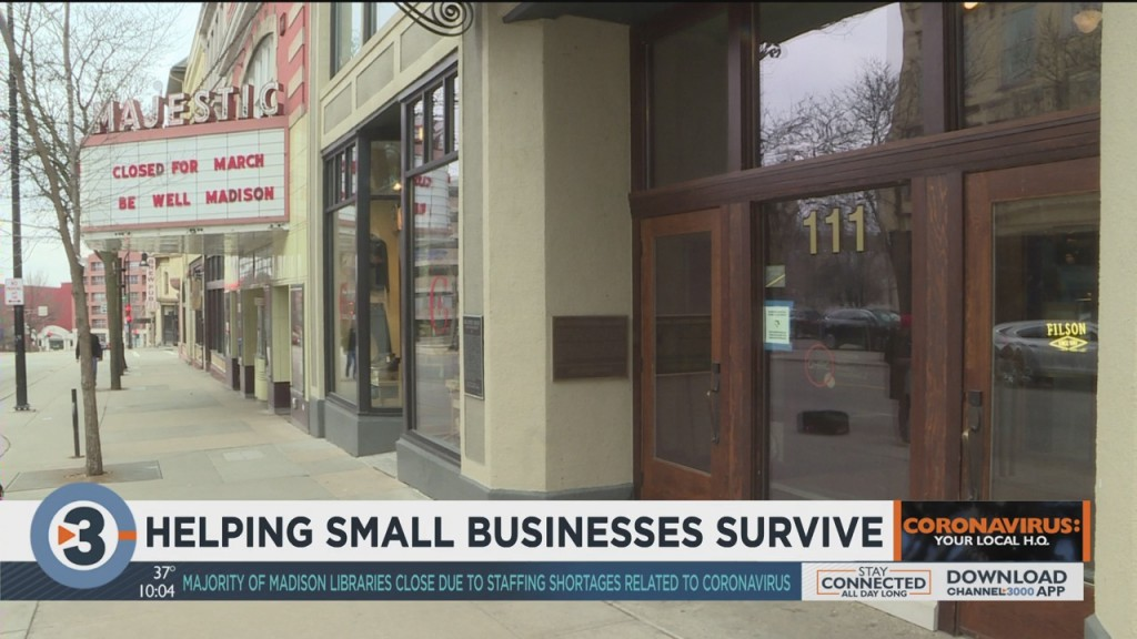 Helping Small Businesses Survive