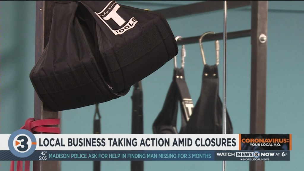 Local Gyms, Businesses Taking Action Amid Closures