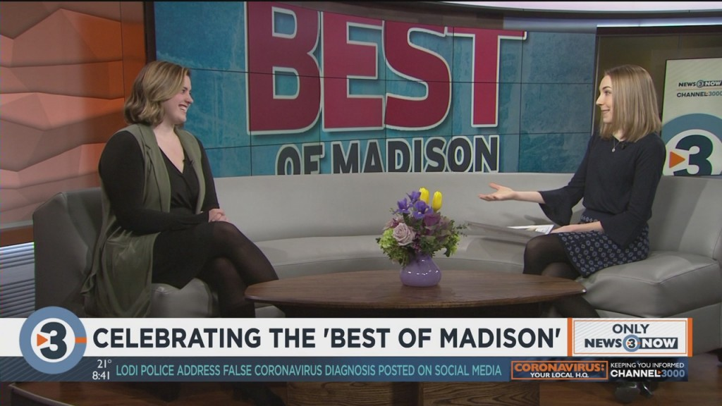 Celebrating The 'best Of Madison'