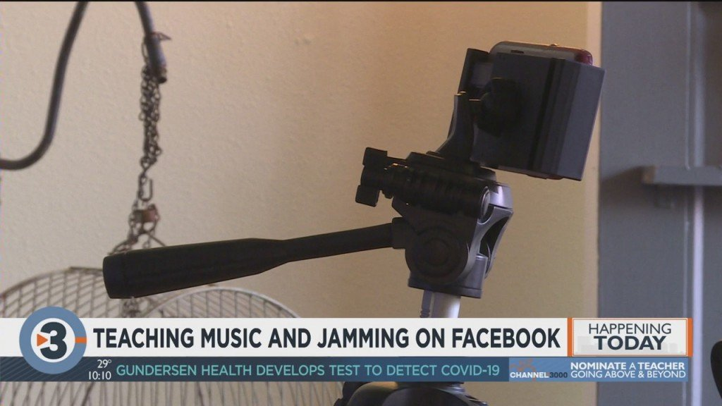 Local Business Teaches Music And Jam Through Facebook