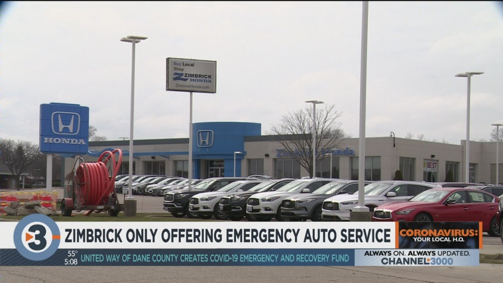 Zimbrick Auto Offers Emergency Services To Customers Only