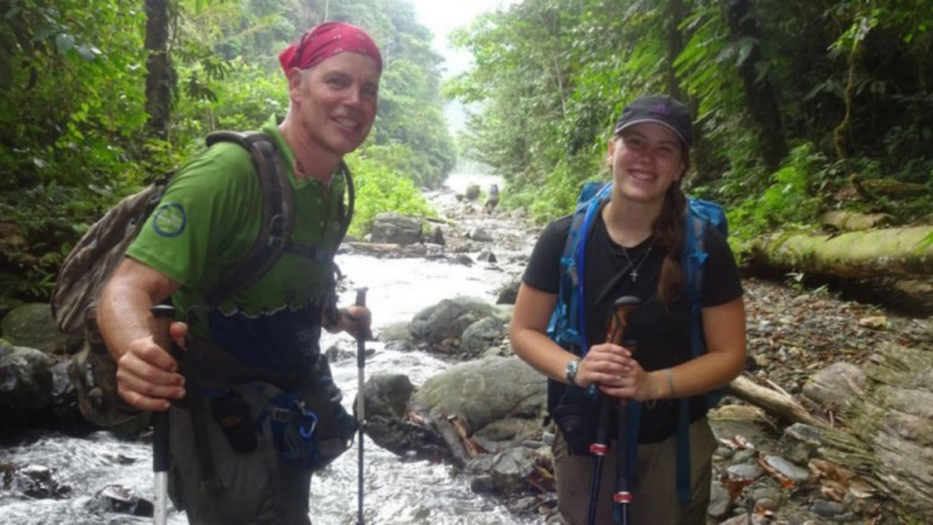 Jim And Rachel Campbell In New Guinea 768x1024