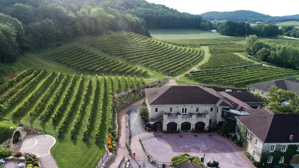 Wollersheim Winery and Distillery