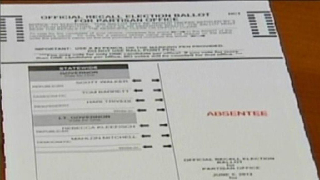 Ballot Early Voting Absentee