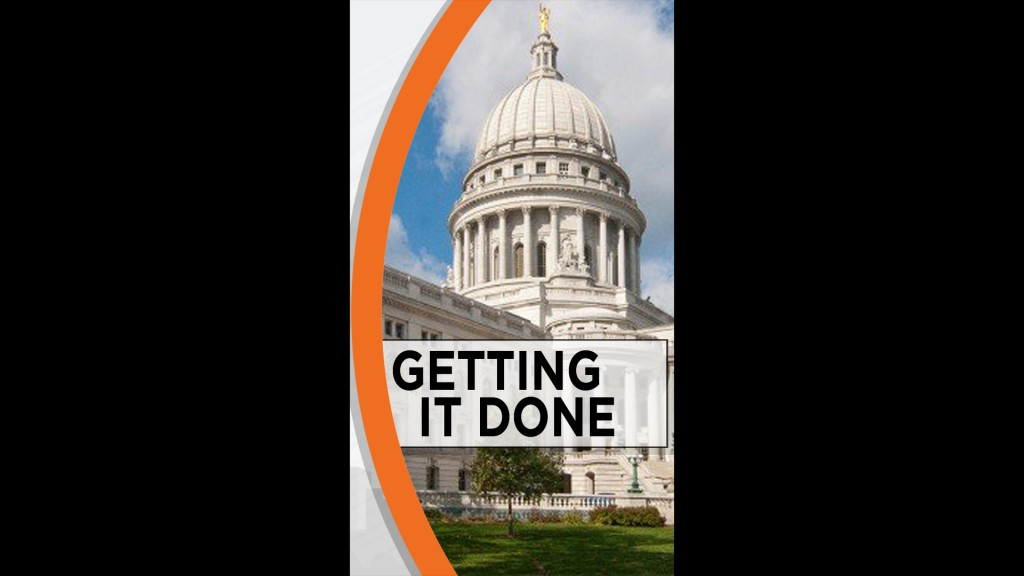 Editorial: GETTING IT DONE