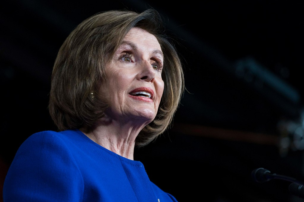 Speaker Pelosi Speaks To Media In Weekly Press Conference