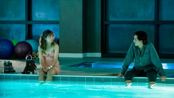 'Five Feet Apart' injects new wrinkle into ill-teen romance