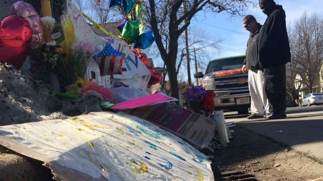 Family, friends keep Tony Robinson memorial going after shooting
