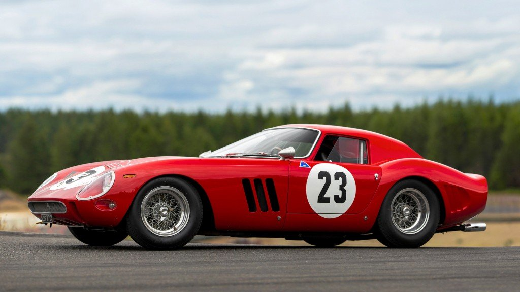 Most valuable car ever auctioned to go on sale later this month