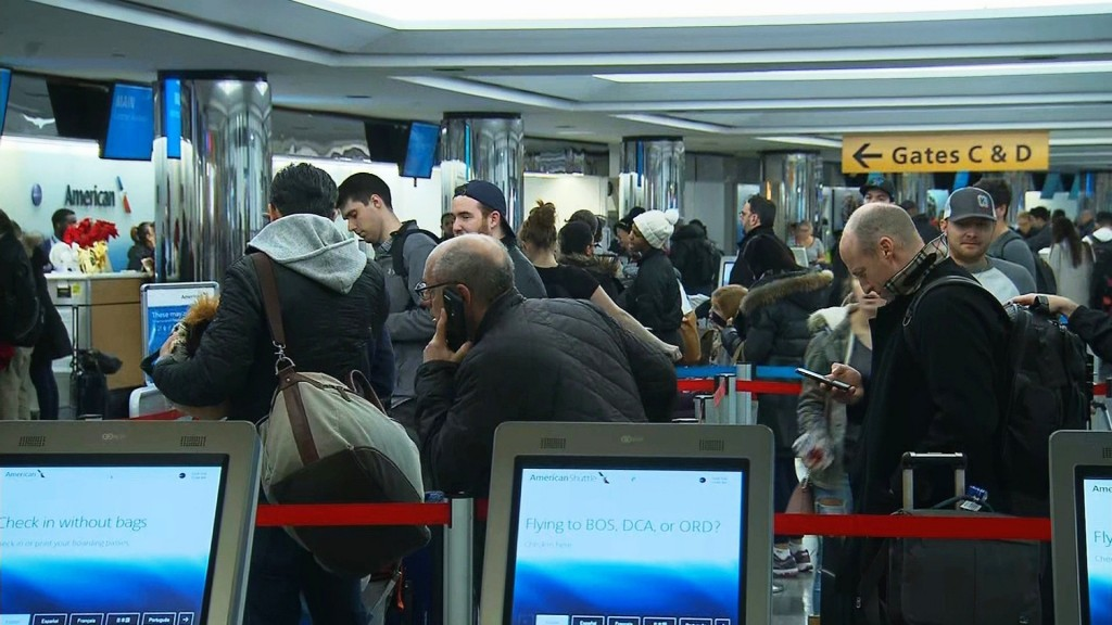 World's most punctual airports, airlines