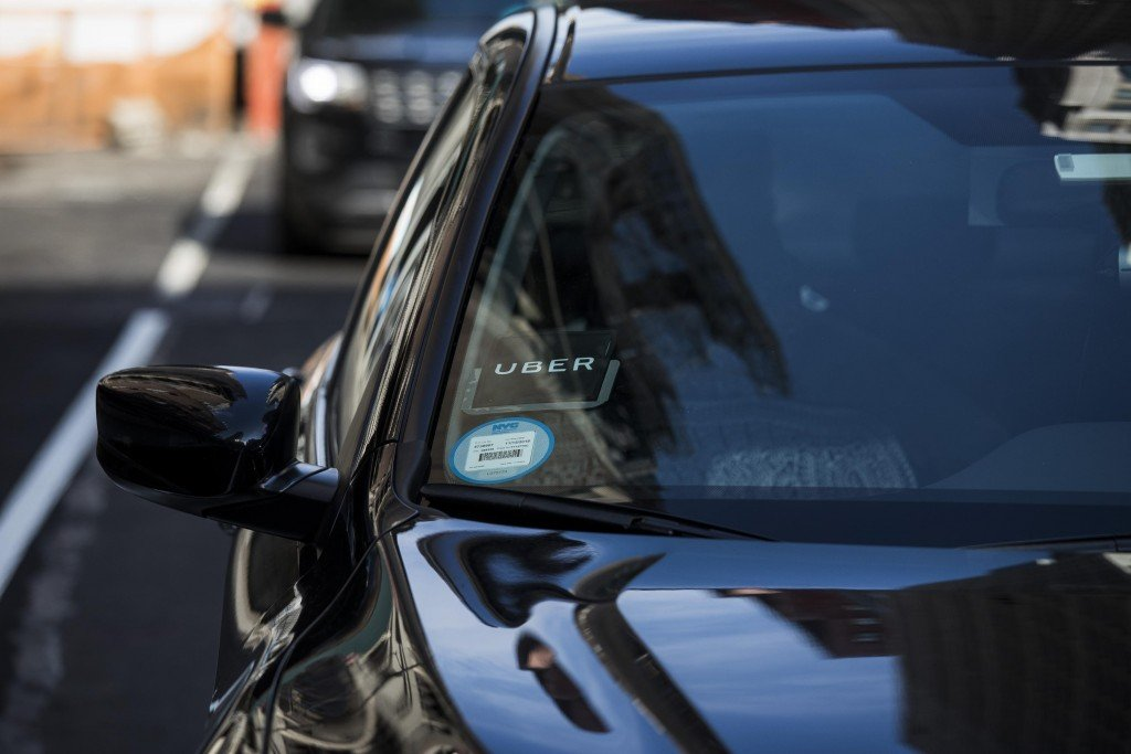 Uber prices rise in NYC as new driver minimum wage law takes effect