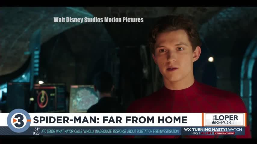 Loper Report: 'Spider-Man: Far From Home,' 'Raising Dion,' 'The King of Comedy'