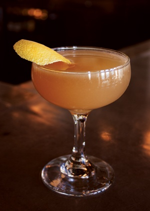 A Fresh and Fruity Drink to Cure the Winter Blues