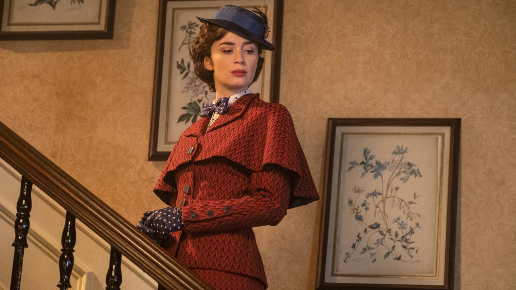 'Mary Poppins Returns' caps off Disney's practically perfect year
