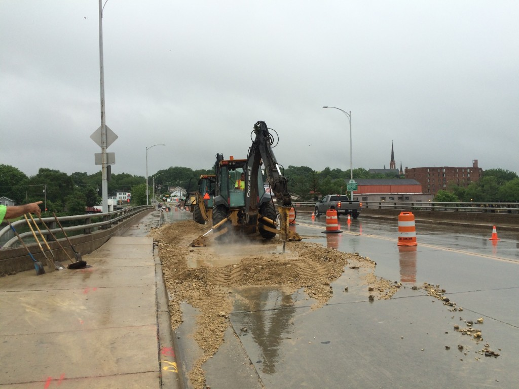 Main road in Janesville reopens following flooding