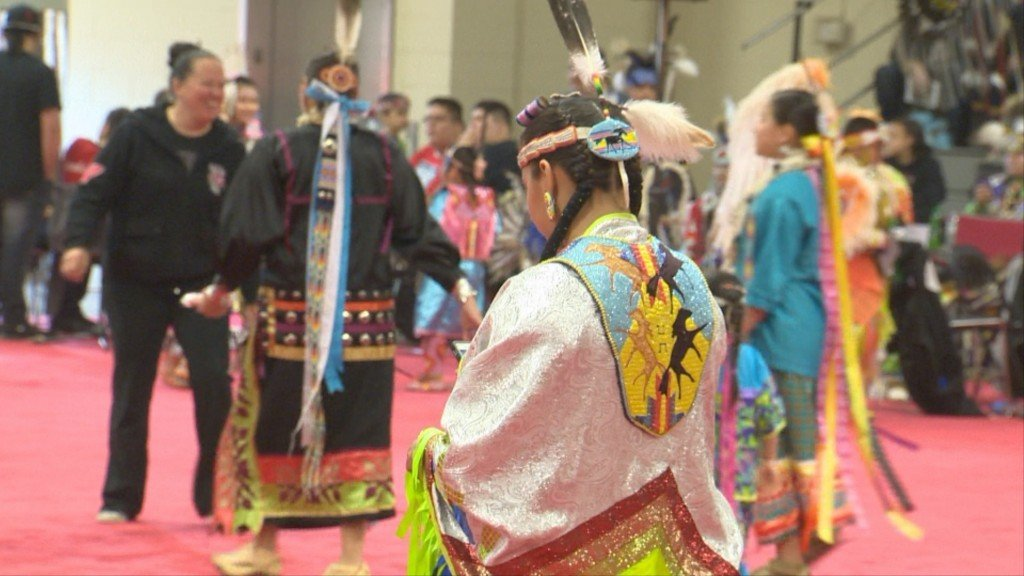 Native Americans reflect on traditions, challenges at powwow