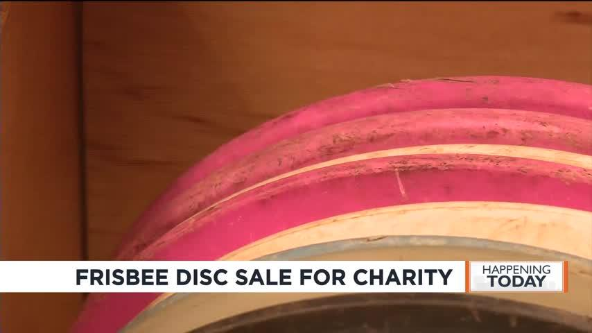 Local disc golf business hosts fundraiser for charity