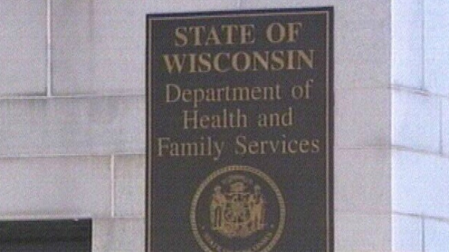 Wisconsin Department of Health Services building