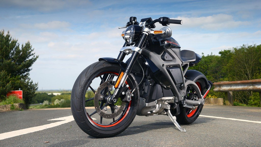 Harley-Davidson invests in Alta, plans for electric motorcycle