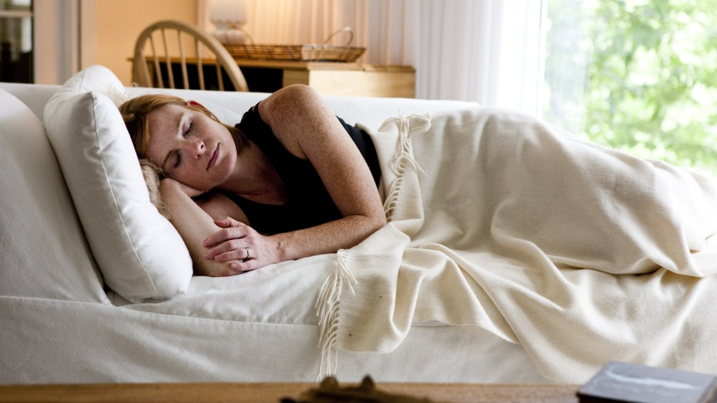 Adults could rock themselves to better sleep and memory, study says