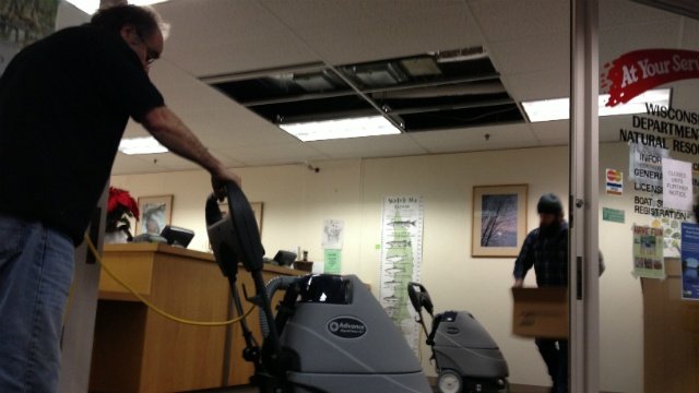 DNR offices reopen after flooding