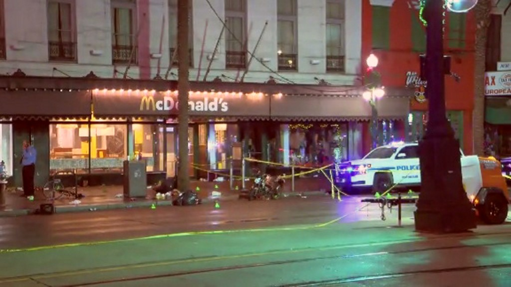 Reward offered for New Orleans shooting information