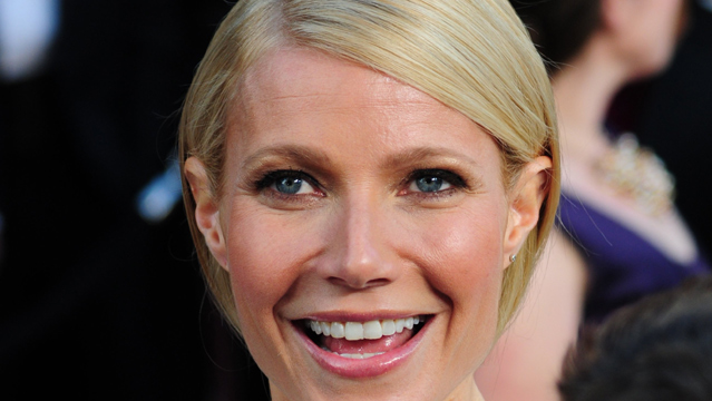 Gwyneth Paltrow subtly confirms she's married