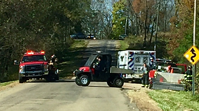 PHOTOS: Death investigation in town of Cross Plains