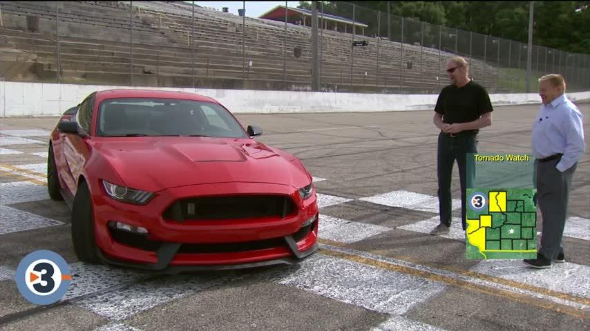 Behind the Wheel: 2019 Ford Mustang Shelby GT 350