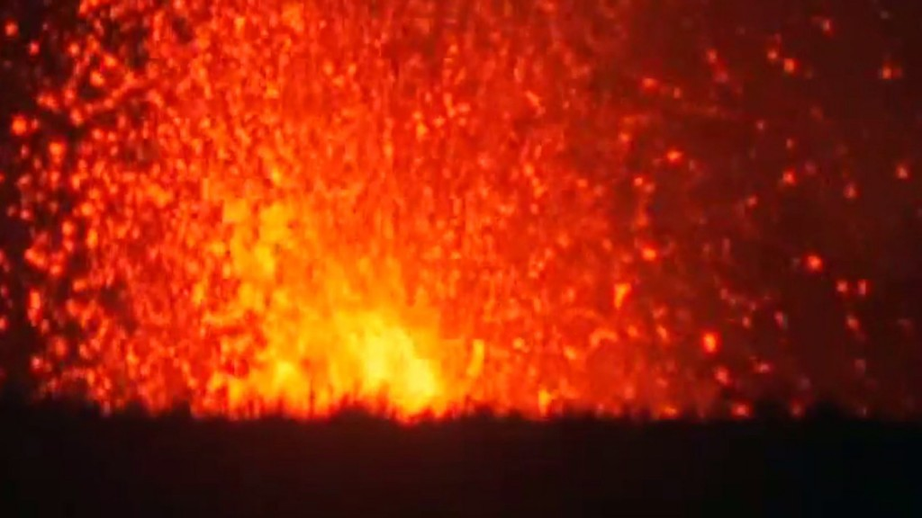 Mount Kilauea: Is there an end in sight?