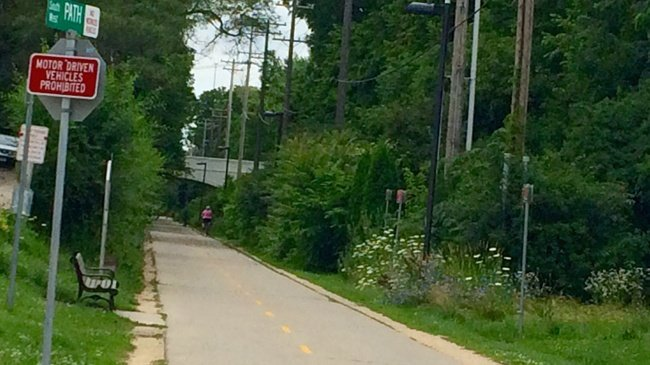 Police investigate attempted sexual assault on bike path