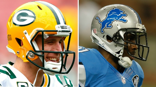 Detroit Lions player: 'God meant for Jordy to get hurt'