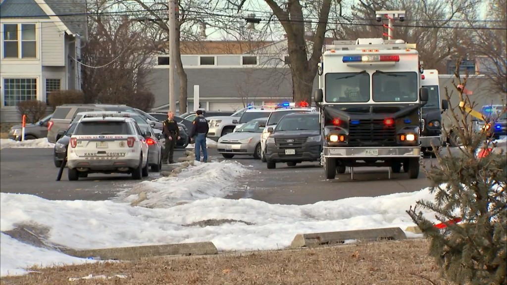 All but one officer hurt in Aurora shooting out of hospital