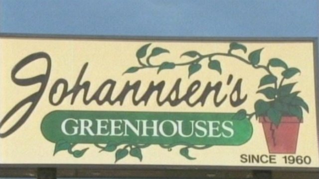 Johannsen's Greenhouses says goodbye