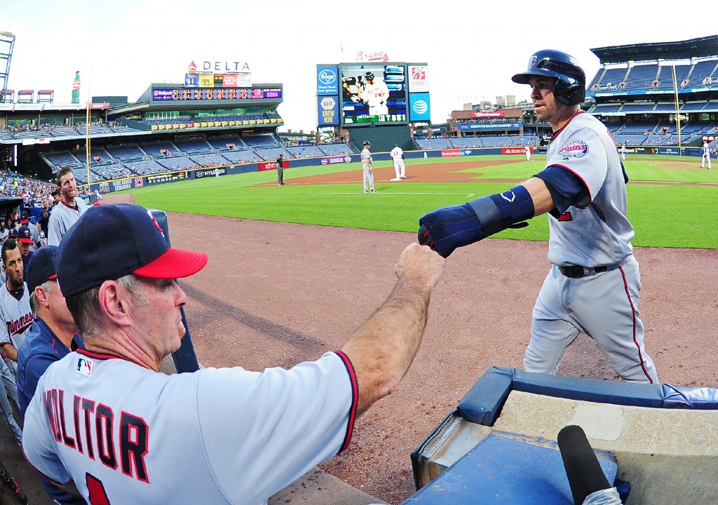 Gibson gets first complete game as Twins beat Braves