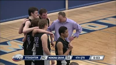 Stoughton clinches share of Badger South Conference championship