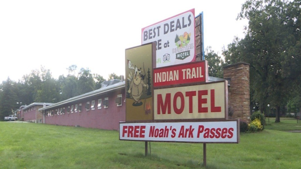PHOTOS: Location of real estate development in Wisconsin Dells