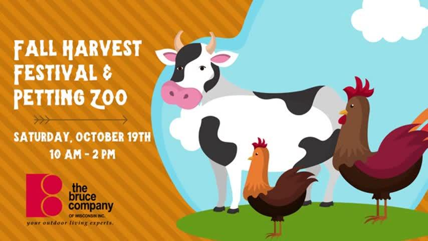 Fall Fest this Saturday at The Bruce Company!