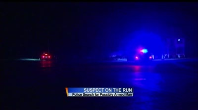 Police find chase suspect