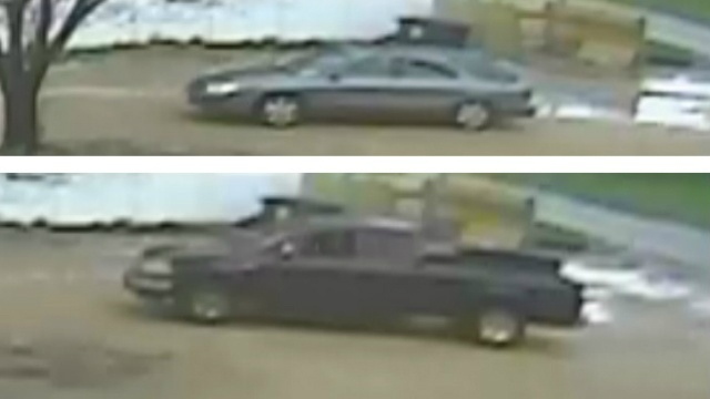 Sheriff seeks info in theft of pizza oven